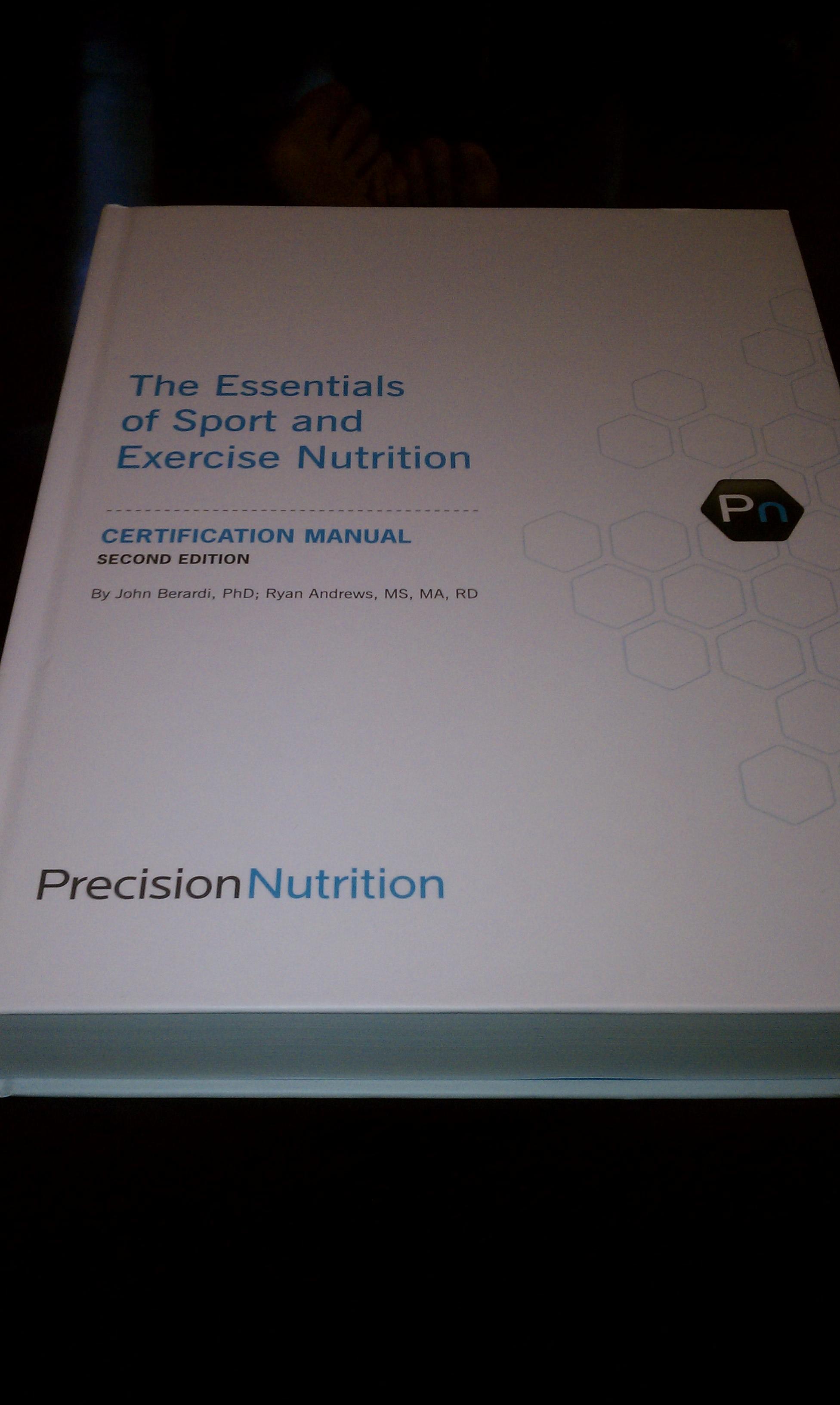 Precision Nutrition Certification Garagegym107